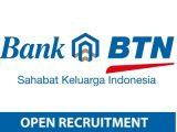 Infoowongan kerja Bank BTN. (Sumber: Istimewa)