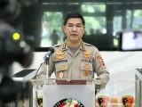 Kepala Bagian Penerangan Umum Divisi Humas Polri, Kombes Pol Ahmad Ramadhan. (Sumber: Antara).
