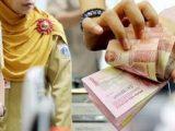 Tunjangan hari raya (THR) untuk PNS, TNI dan Polri. (Sumber: CBNC INDONESIA).