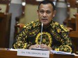 Ketua KPK Firli Bahuri (Sumber: KOMPAS.com).