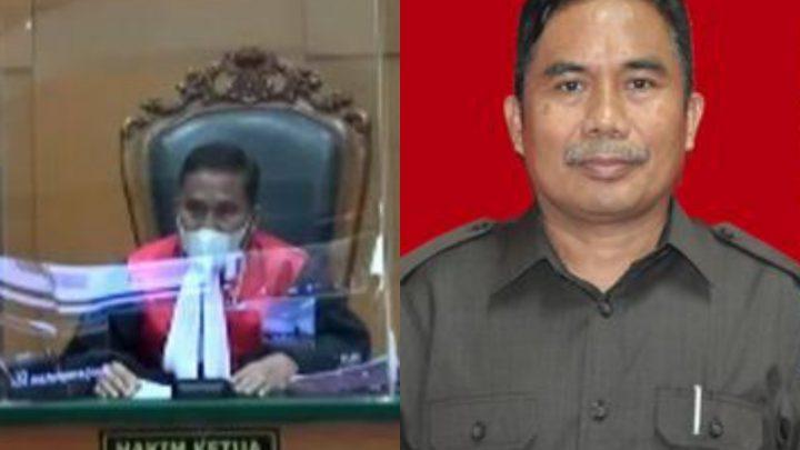 Intip 5 Fakta Menarik Suparman Nyompa, Hakim yang Vonis Habib Rizieq