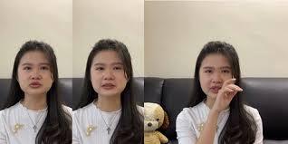 Sambil Menangis, Mbak Felicia Ungkap Kekecewaan Dighosting Kaesang, Jokowi-Iriana Dibawa-bawa