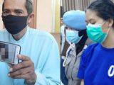 NA, wanita pengirim sate beracun sianida ke Aiptu Tomy yang menewaskan Naba. (Sumber: Surya.co.id).
