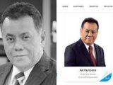Arie Kuncoro, Rektor UI yang merangkap wakil komisaris bank BRI (Sumber: kolase NESIATIMES.com).