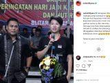 Liliyana Natsir alias Butet sampaikan belasungkawa atas meninggalnya Markis Kido (Sumber: Instagram/ @natsirliliyana).