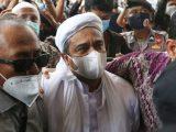 Habib Rizieq Shihab. (Sumber: Google).