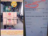 Viral kisah orderan fiktif yang menimpa seorang pengemudi ojek online di Yogyakarta pada 31 Mei 2021 sekitar pukul 10.00 WIB. (Sumber: detikcom).