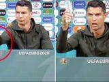 Megabintang sekaligus kapten Timnas Portugal, Cristiano Ronaldo (Sumber: suara.com).