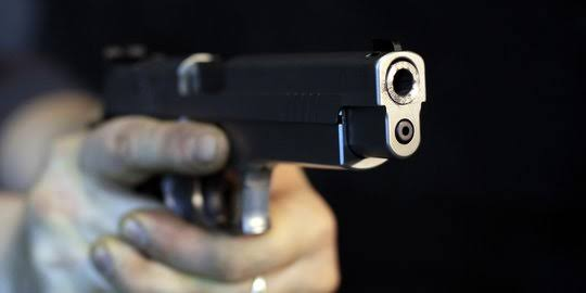 Ngeri, Prajurit TNI AU dan Istrinya Ditembak di Bandar Lampung