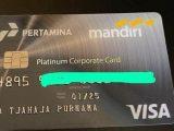 Penampakan kartu kredit Ahok (Sumber: detikfinance).