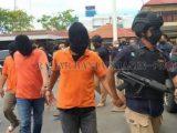 Polisi gagalkan penyeludupan sabu di Banjarmasin (Sumber: prokal.co).