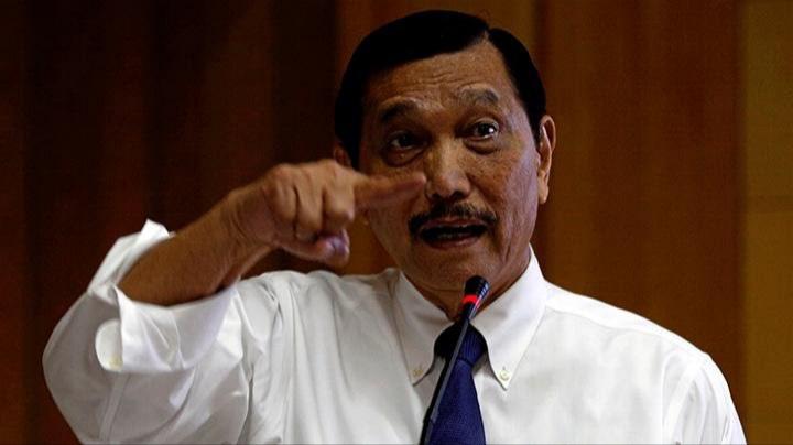 Luhut Ancam Berhentikan Sementara Gubernur-Bupati-Wali Kota Tak Jalankan PPKM Darurat