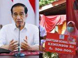 Akselerasi pencairan bansos sesuai perintah Presiden Jokowi (Sumber: kolase NESIATIMES.COM).
