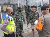 RMBF (21), seorang remaja mengaku keponakan jenderal bintang dua terjaring operasi yustisi, saat PPKM darurat di wilayah Ciputat, Kota Tangerang Selatan (Tangsel) pada Senin (5//72021) viral di media sosial (medsos) (Sumber: WARTAKOTAlive.com).
