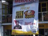 Gempar Warung Ramen di Garut, Buat Promo PPKM Beli 1 Gratis 1 Kecuali Presiden