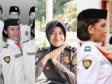 Deretan Mantan Anggota Paskibraka Cantik yang Kini Jadi Perwira TNI-Polri (Sumber: Istimewa).