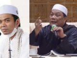 Ustaz Abdul Somad (UAS) dan Ustaz Yahya Waloni (Sumber: Kolase NESIATIMES.COM).