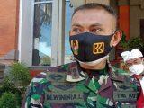 Komandan Kodim (Dandim) 1609/Buleleng Letkol Inf Muhamad Windra Lisrianto (Sumber: iNews).