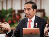 Presiden Jokowi turunkan harga tes PCR (Sumber: Mast Irham/EPA).