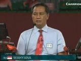 Sosok dan Rekam Jejak Wahyana, Guru SMP yang Pimpin Final Bulutangkis Olimpiade Tokyo (Sumber: suara.com).