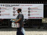 Ilustrasi PPKM level 4 di DKI Jakarta (Sumber: detikcom).