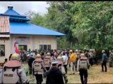 Serangan masjid Ahmadiyah (Sumber: Istimewa).