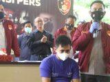 Tersangka kasus penipuan, Yandi (28) diamankan Polrestabes Semarang. Korbannya 10 janda muda. (Sumber: jpnn.com).