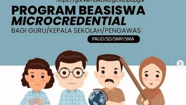 Kemendikbudristek Beri Beasiswa untuk Para Guru, Cek Syarat dan Cara Daftarnya!