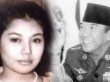 Heldy dan Soekarno (Sumber: Twitter).