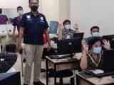 Sindikat Pinjol Ilegal yang Ancam Keselamatan Warga Digerebek Polisi, Satu Ruko Berisi 13 Perusahaan (Sumber: Tribunnews).
